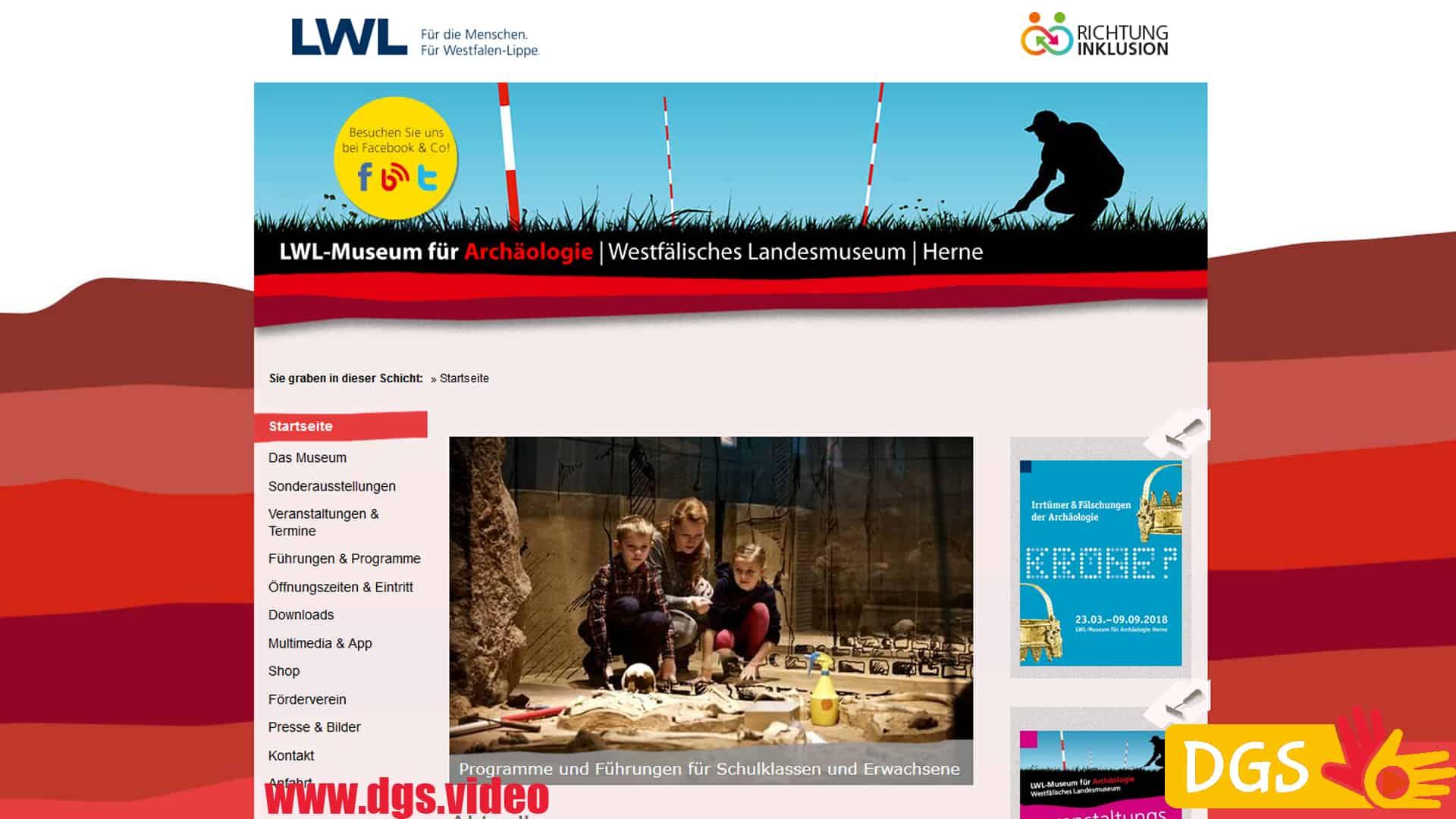 lwl museum für archaelogie